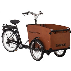 Babboe Big E Power Cargo Bike