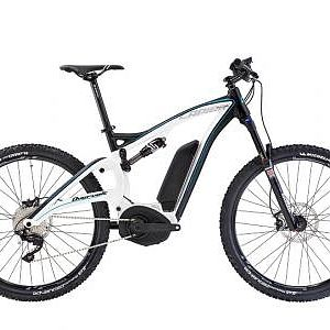 Lapierre Overvolt FS 2014 electric bike