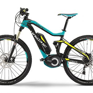 Haibike - 2015 XDURO FullSeven RC electric bike
