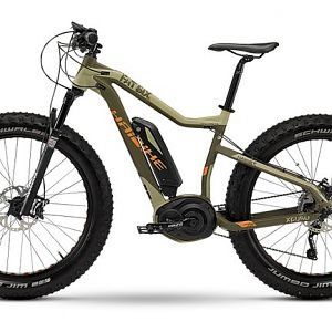 Haibike - Xduro FatSix electric bike