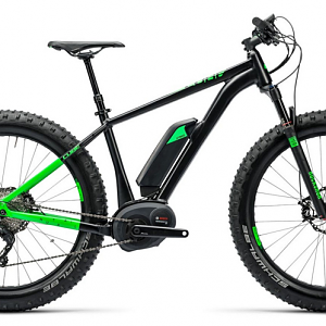 Cube Nutrail Hybrid 500 electric bike