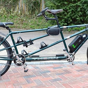 eZee Powered Thorn Raven Tandem