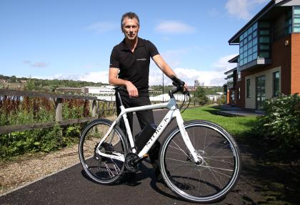 Interview With Ian Hughes From Storck Raddar Pedelecs