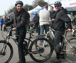 Redbridge electric bike test day
