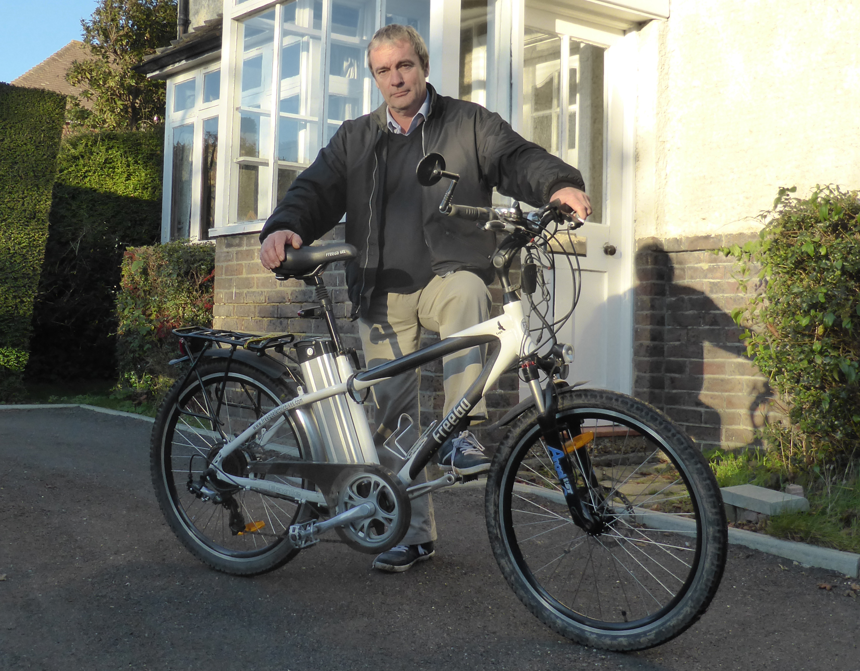 How my electric bike changed my life: Eaglerider's story | Pedelecs ...