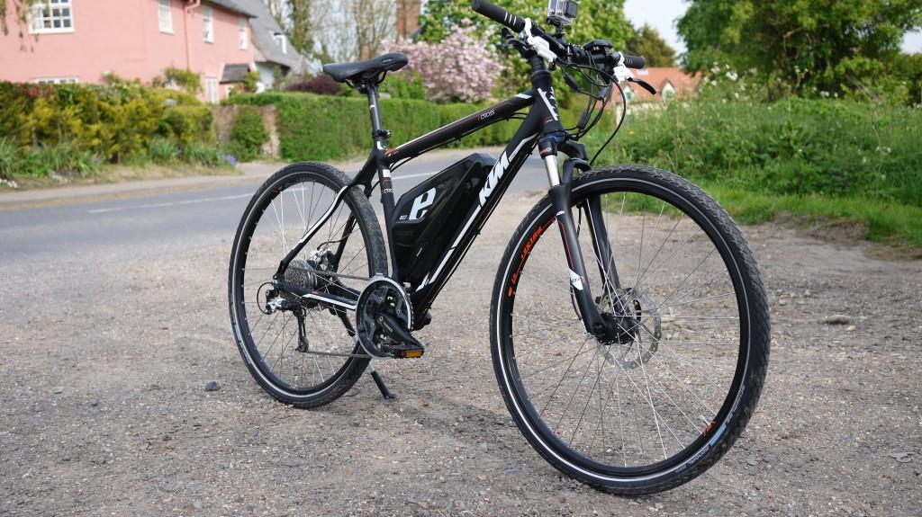 KTM eCross P electric bike review