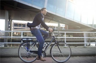 Raleigh Koga Electric Bike