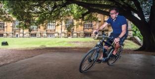 Raleigh Captus electric bike