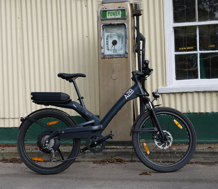 Obree Power e-bike review