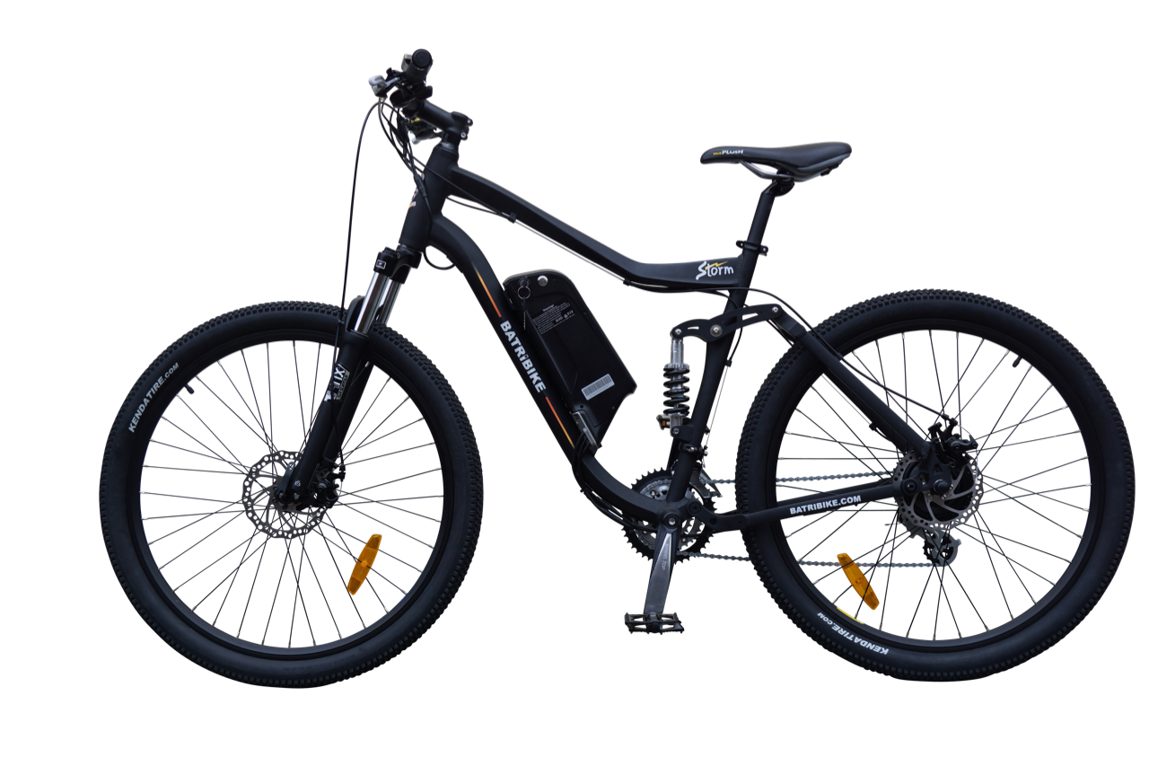 Batribike And Oxygen Team Up To Build E Bikes In