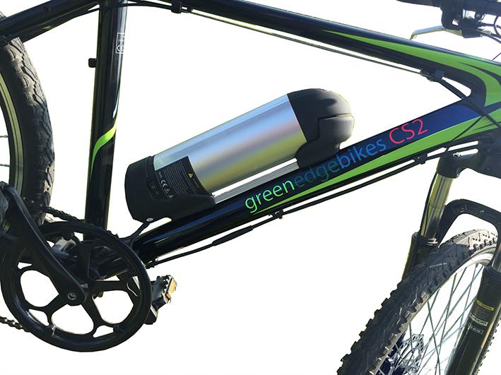 Green Edge electric bike