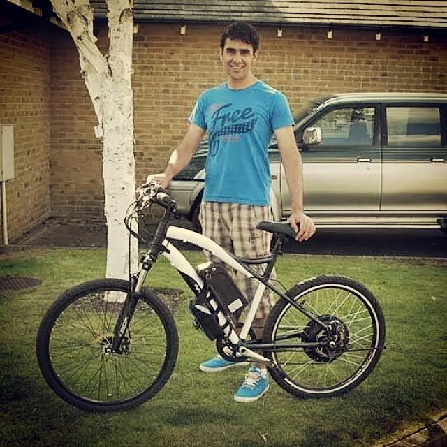 Rami Akily CycloTricity E-bikes