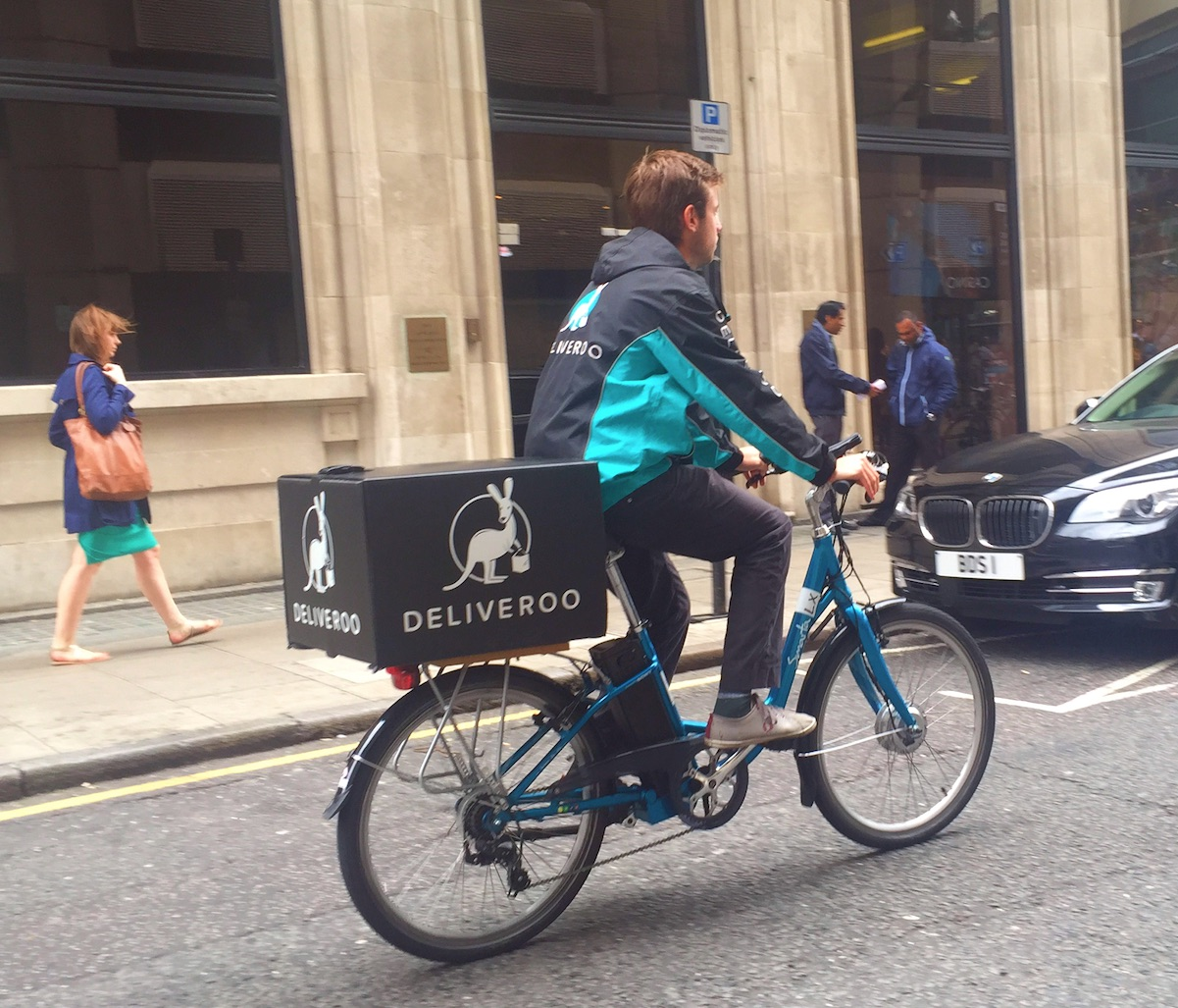Take out revolutions coming to a city near you | Pedelecs ...