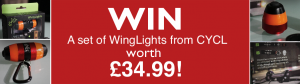 Winglights competition banner