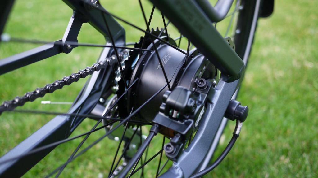 Wisper 905 torque - new motor from AKM