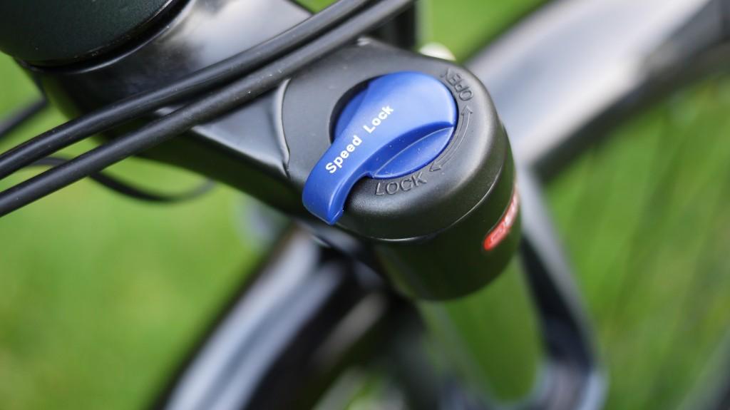 Wisper 905 torque review - SR suntour forks with lockout