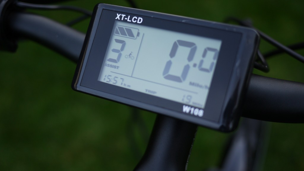 Wisper 905 torque review - XT LCD Display
