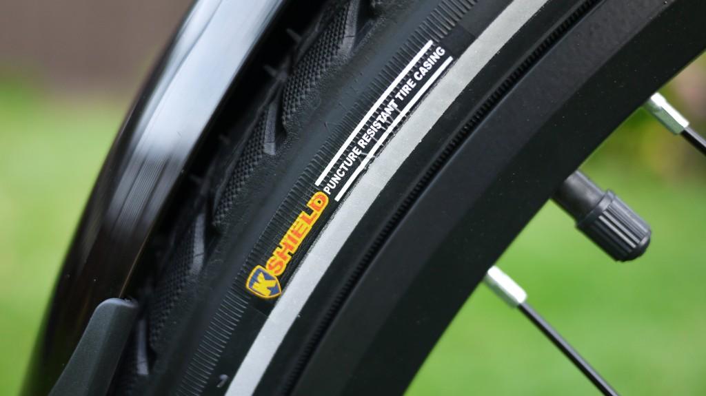 Wisper 905 torque review - kenda K shield puncture resistant tyres
