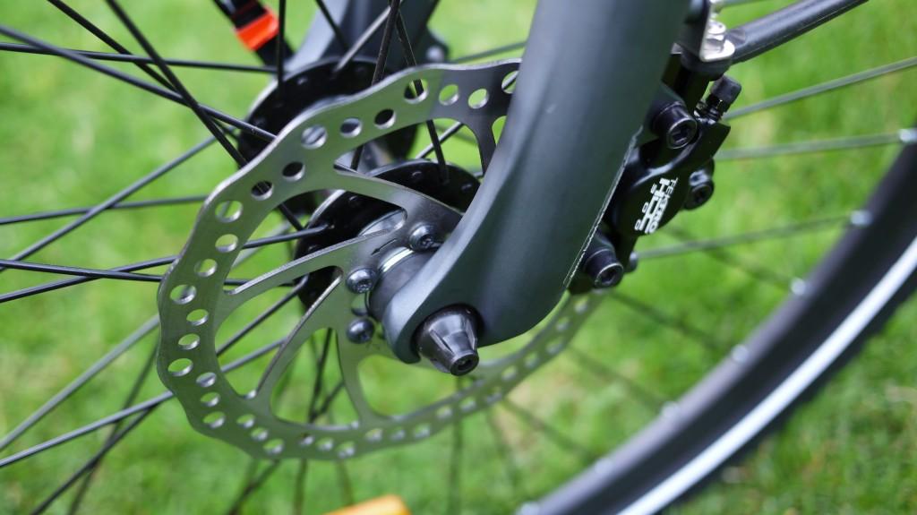 Wisper 905 torque review - tektra hydraulic disc brakes