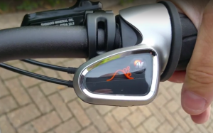 blueLABEL Charger Review - Nuvinci N360 twist grip shift