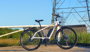 blueLABEL Charger Review - premium electric bike