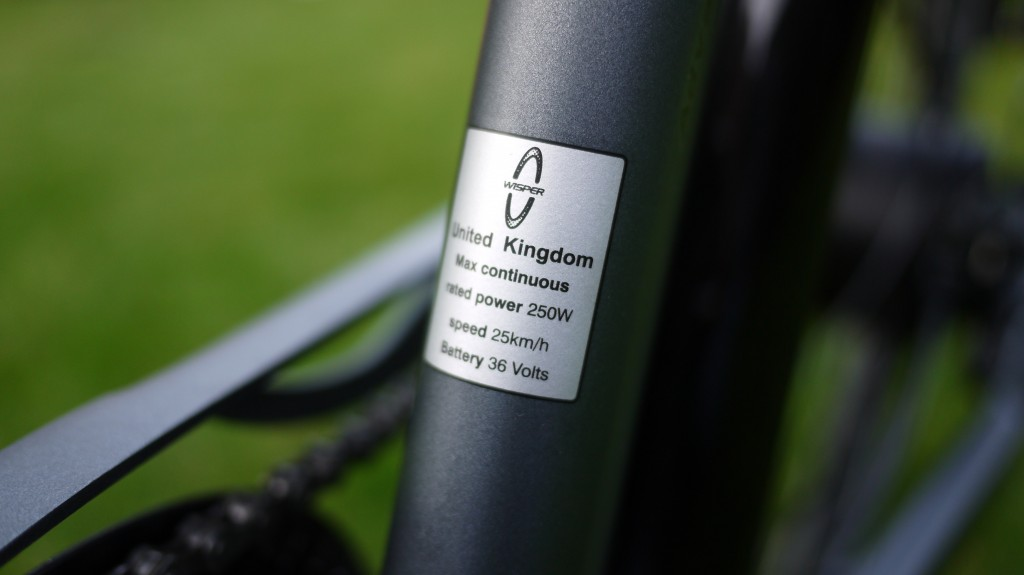 wisper 905 torque review - maximum power rating