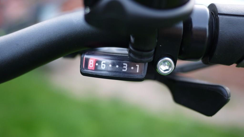 wisper 905 torque review - shimano rapid fire shifter