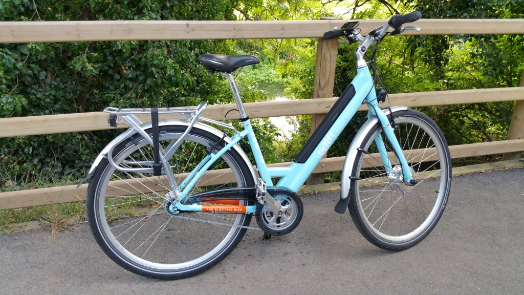 Emu electric bike review