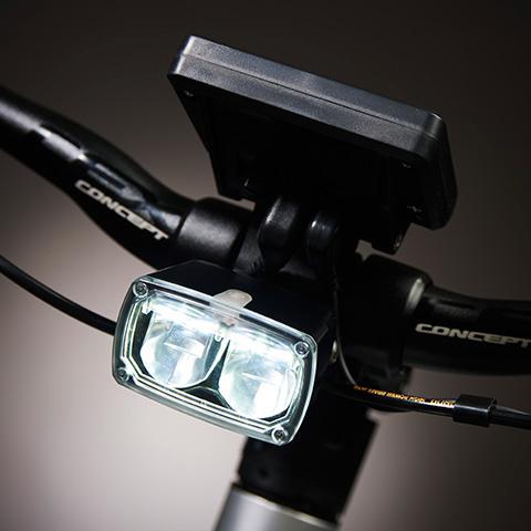 Evo-headlights