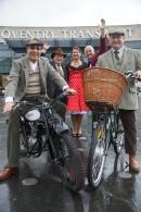 Francis Barnett e-bike launch