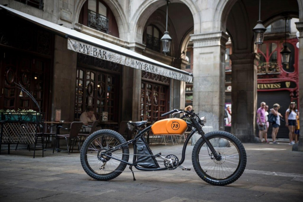 Otocycles electric bikes