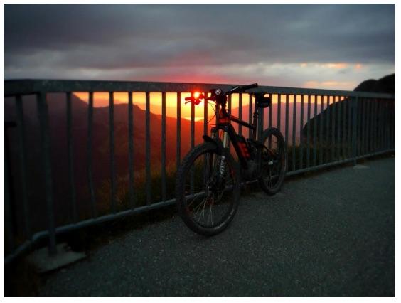 Eddie's sunset