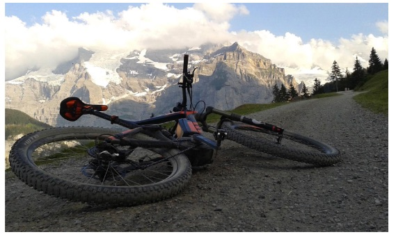 KTM e-bike Swiss Mountains