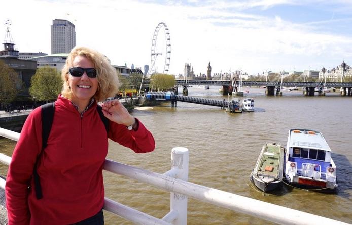 London - Rachel