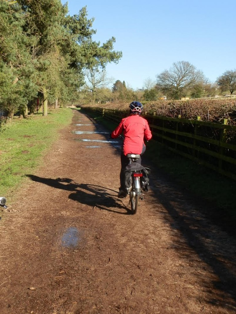 Cycle friendly routes