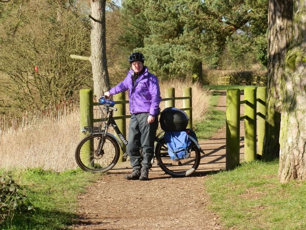 Woodland rides by e-bike