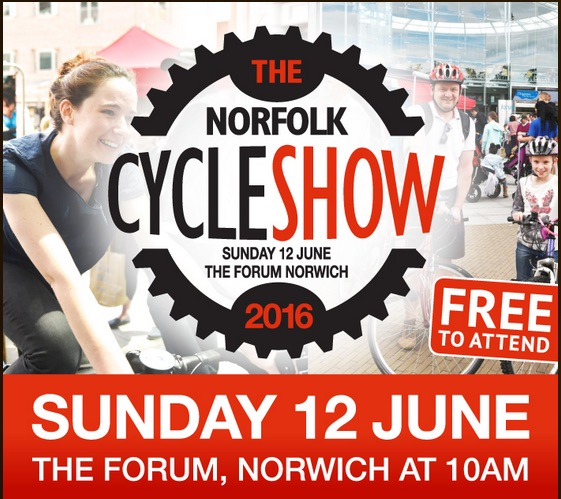 Norfolk Cycle Show 2016