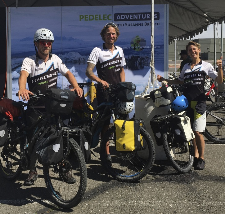Pedelecs Adventures Team