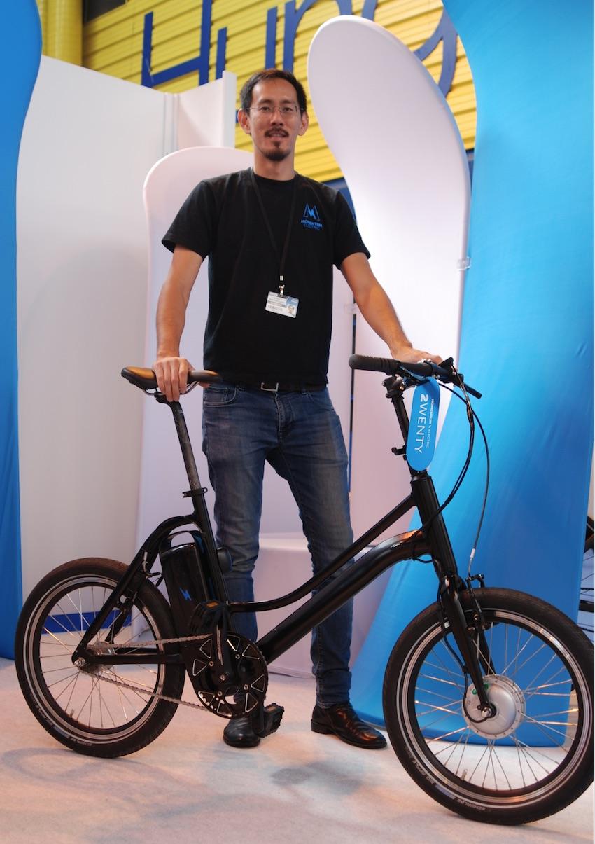 Nec Cycle Show Lines Up 2017 Electric Bikes Pedelecs
