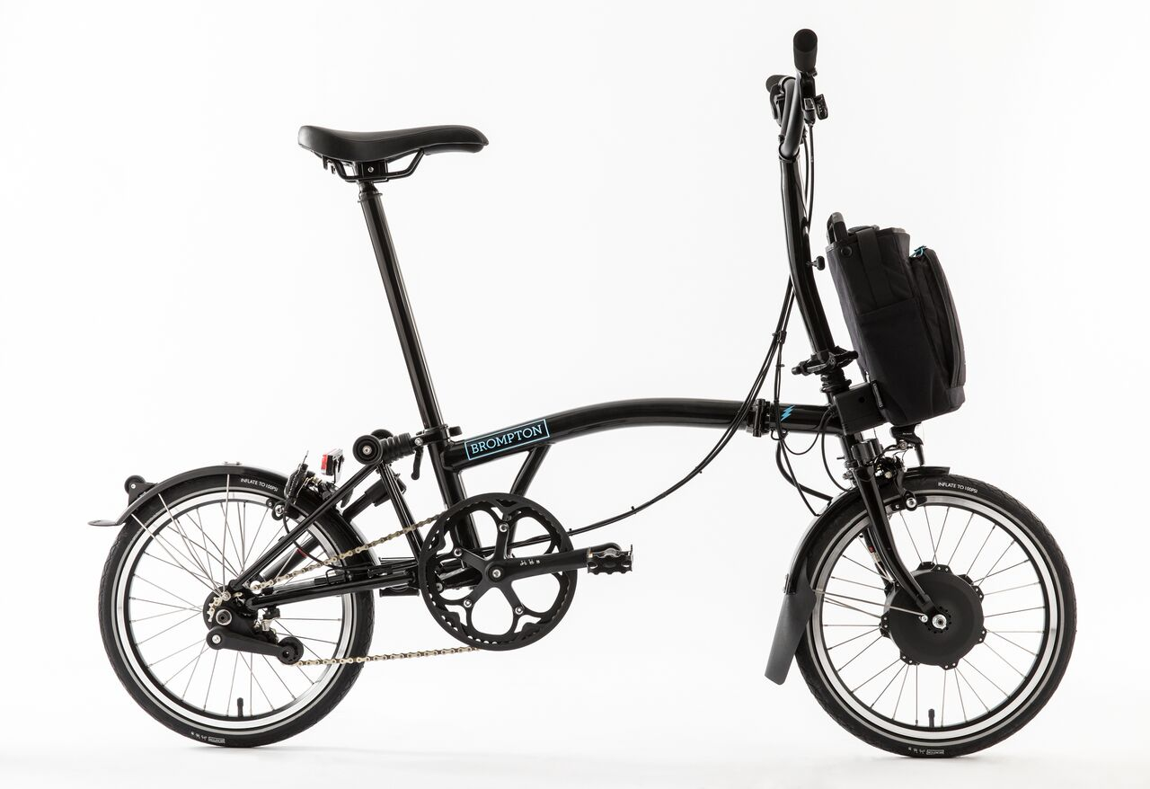 first brompton electric bikes due in 2018 pedelecs. Black Bedroom Furniture Sets. Home Design Ideas