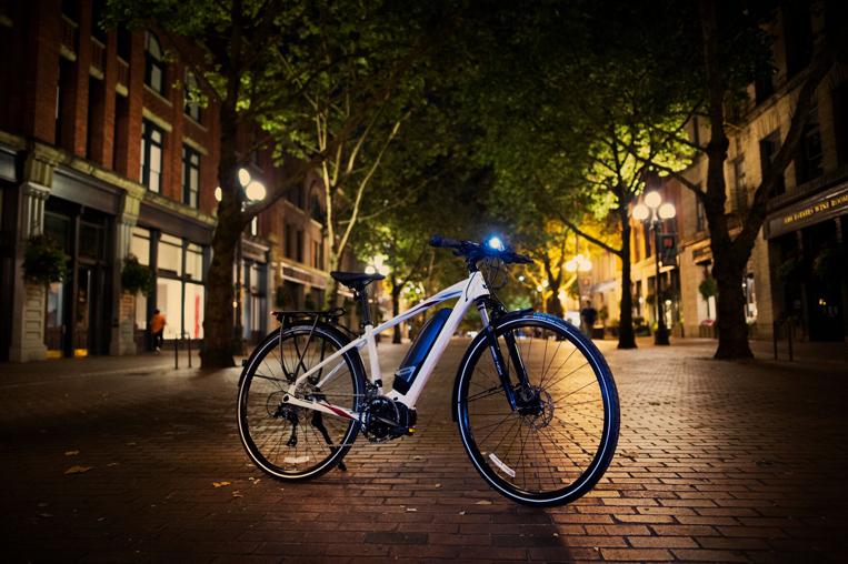 Yamaha Cross Connect e-bike