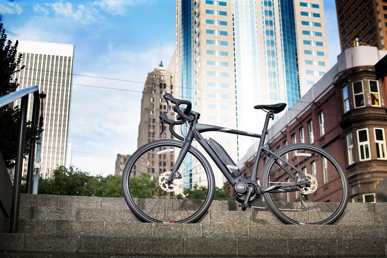 Yamah Urban Rush e-bike