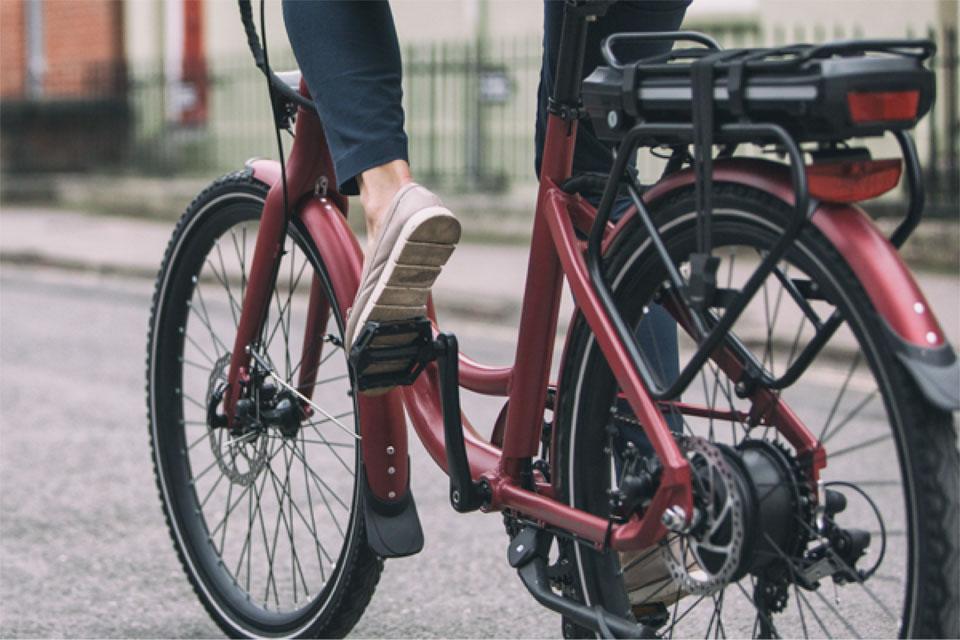 Wisper electric bikes