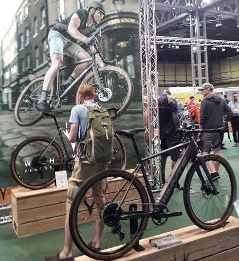 Whyte Bikes in Hall 2